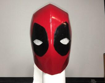 Deadpool Helmet/Mask