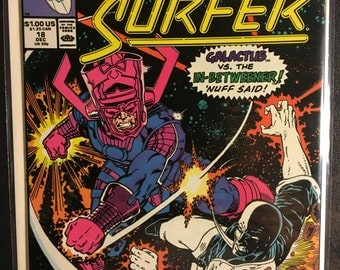 Silver surfer issue #18