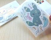 Eeveelution Sticker Pack