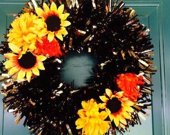 Perfect fall wreath!