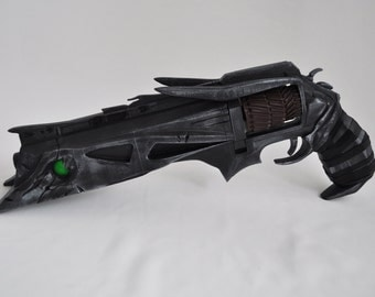 Thorn gun from Destiny Full size cosplay with moving parts, assembled!