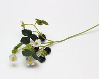 Blackberry Artificial berries Fake berries