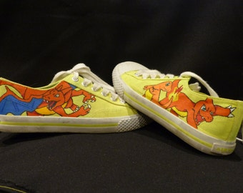 Fire Type Shoes