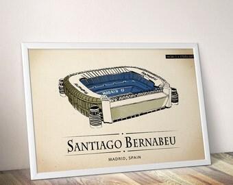 Santiago Benabeu