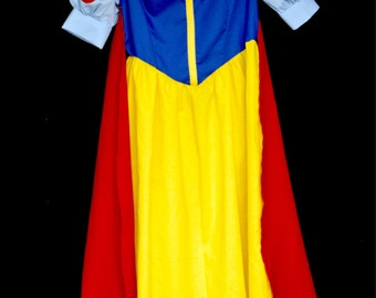 Toddlers AND Girls Handmade Snow White Costume