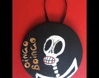 Oingo Boingo Skeleton Ornament