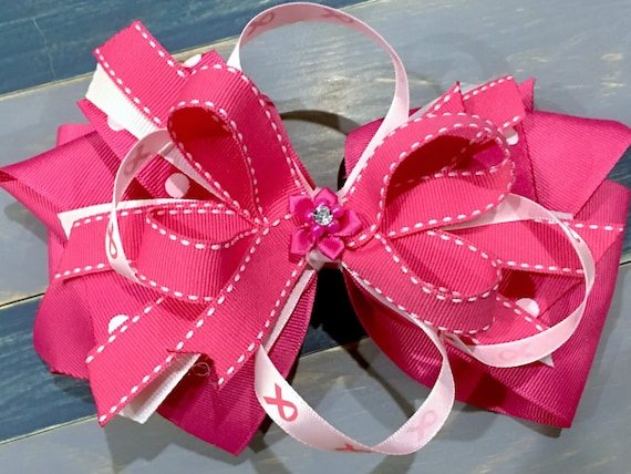 Breast Cancer Stacked Bow