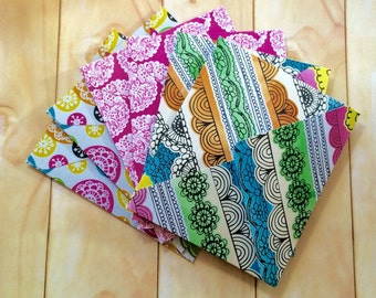 Envelope set (A2): Funky Brights