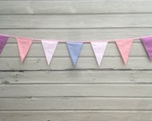 Pretty in Pastel Bunting
