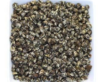 Premium Jasmine Dragon Pearls Green Tea - The Best Chinese Jasmine Tea