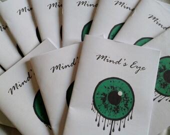 Mind's Eye Zine Green