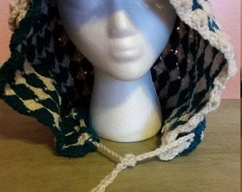 Crochet Hood