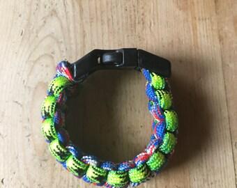 Xtra small paracord bracelet