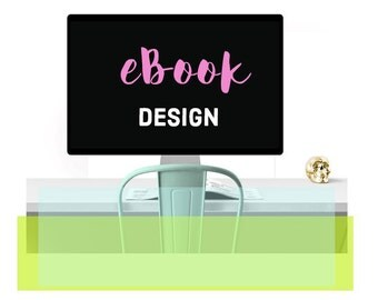 Ebook custom design 10 pages template