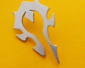 WOW world of warcraft Horde Tie Tack or Pin