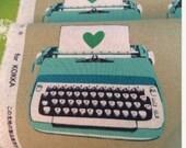3 Typewriters for TheKitschyStitcher
