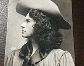 Annie Oakley Buffalo Bills Wild West TinType C300NP