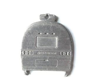 Vintage Airstream Keychain