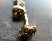 Multi Layer Mushroom Necklace