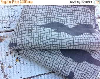 30% OFF SUPER SALE- Modern Brown Fabric-Reclaimed Fabric-Earthy Print