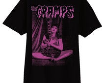 Cramps Poison Ivy T-shirt!