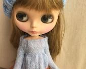 Babydoll hat/sweater/tutu for Blythe-Serenity