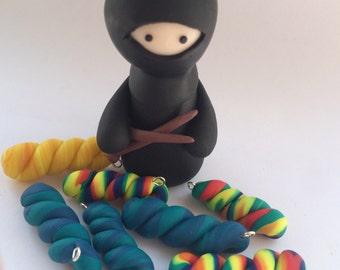 Knitting Ninja Figure