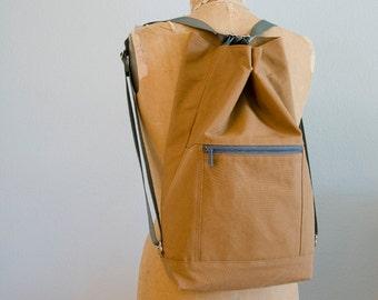 ABLE Tote/Backpack - Cinnamon