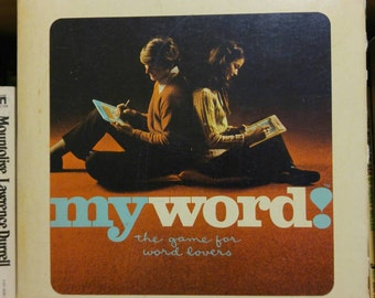 My Word: Vintage game