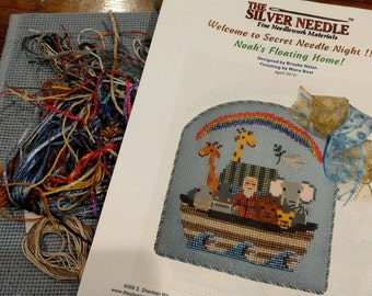 Silver Needle - Secret Needle Night - Noah's Floating Home! 2011  - All profits go to charity