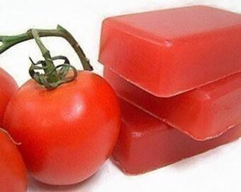 Kitchen Tomato Soap Bar, Handmade Glycerin Soap, Best Selling Item
