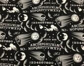 Timeless Treasures Tarot Card Fabric, Yard OOP