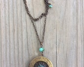 Special Order for Carlaritz1 Only. Beekeeper's Locket