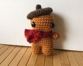 Autumn Sprite - Amigurumi Doll