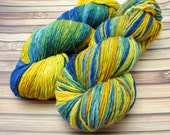Very Starry Id Squishy Singles Hand Dyed Yarn - In Stock