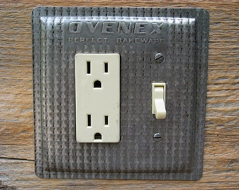 Kitchen Light Switch Covers Outlet Cover Lighting by tincansally