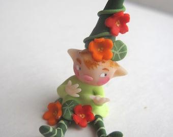 The nasturtium fairy