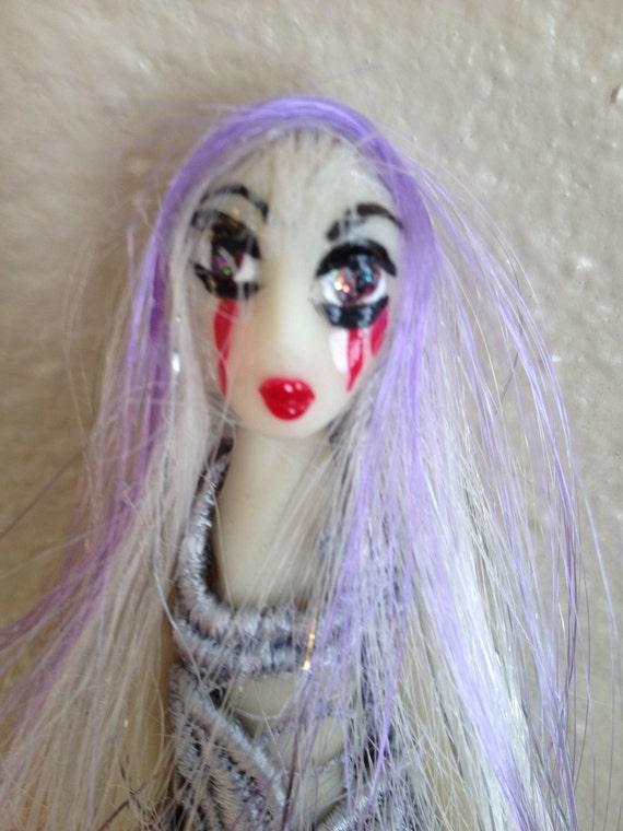 Ethereal Edwina Edith Glow In The Dark Halloween Doll
