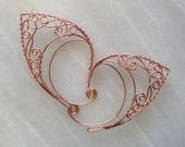 HALF OFF! Copper elf ears