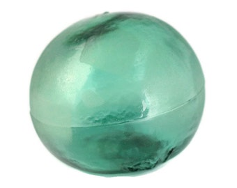 Japanese fishing ball - Nautical Home Decor - Japanese glass float - Beach house decor - Home decor - Gift for Mom - Gift for Him