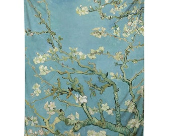 Vincent van Gogh's Almond Blossoms Tapestry