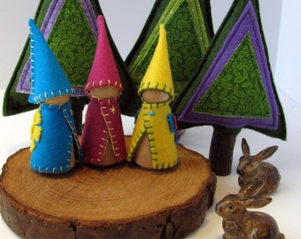 Sunny Day Gnomes