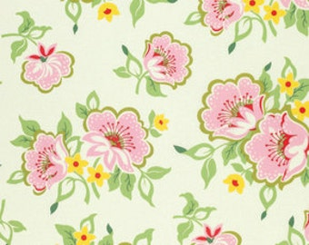 Heather Bailey's Nicey Jane, Church Flowers in Pink, yard