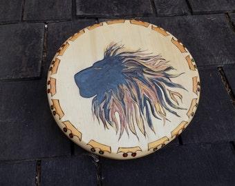 Rrrrroarrrr! Toy Wooden Shield