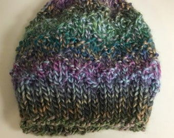 Child's Wool Beanie Hat