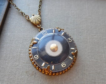 75% Off Steampunk Clearance Sale- The Observation of Time