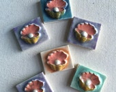 Mosaic Ceramic Tile Porcelain Key West Pearl in Oyster Shell