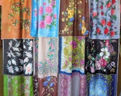 reserved for nicole - LE JARDIN Bohemian Gypsy Curtains