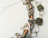 NEW Class Trio of Sterling Online Jewelry class, Sterling silver soldering ,Leather, wire wrapping,Terri Brush
