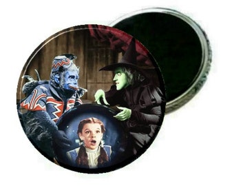 Magnet - Wizard of Oz Wicked Witch Crystal Ball